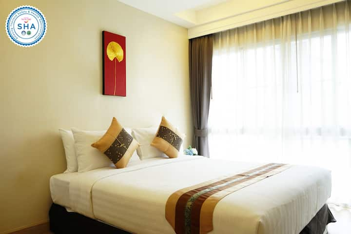 1 Bed Room BF Pool Suite & Suthep Mountain View
