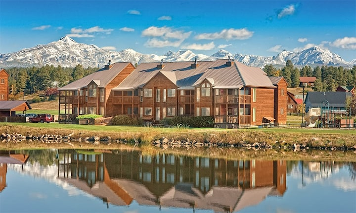 2 Bedroom Wyndham Pagosa Springs, Colorado