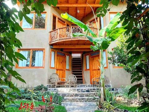 Venga Atitlan Guesthouse, Private room - Monti