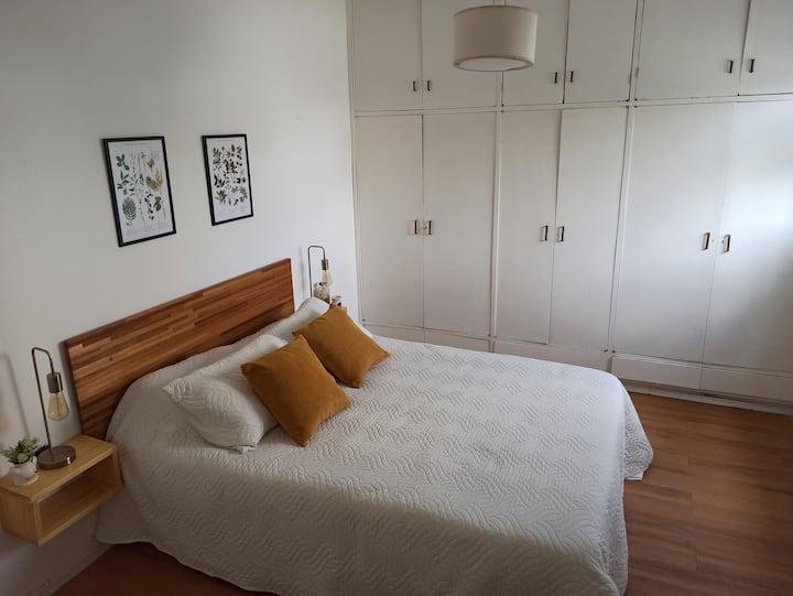 Luminoso apartamento en Parque Rodó