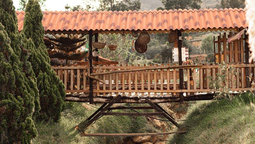 The Elf bridge hostel