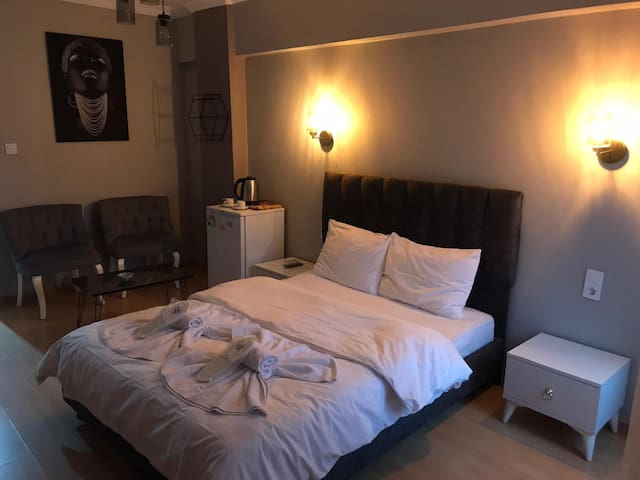 Zion Home Double Bed Room Only