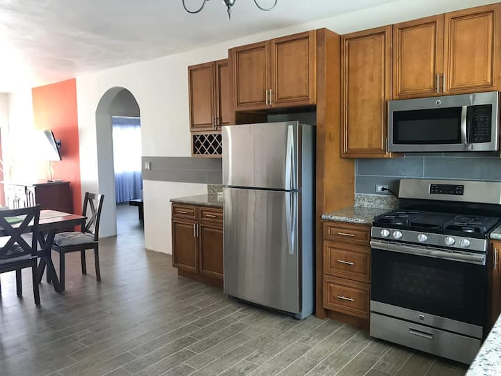 Modern 2bed/1bath on tranquil island of Anguilla.