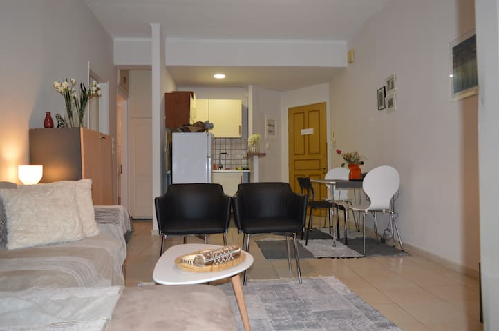 Comfortable apartment in th centre of the city