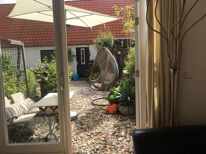 Tiny House, uitwaaien, fietsen, wandelen, natuur!