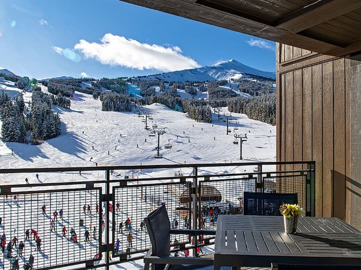 Opening Weekend! Ski In-Ski Out Resort