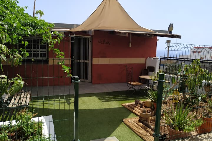 """""""El Choso"""" - casa de invitados independiente"""