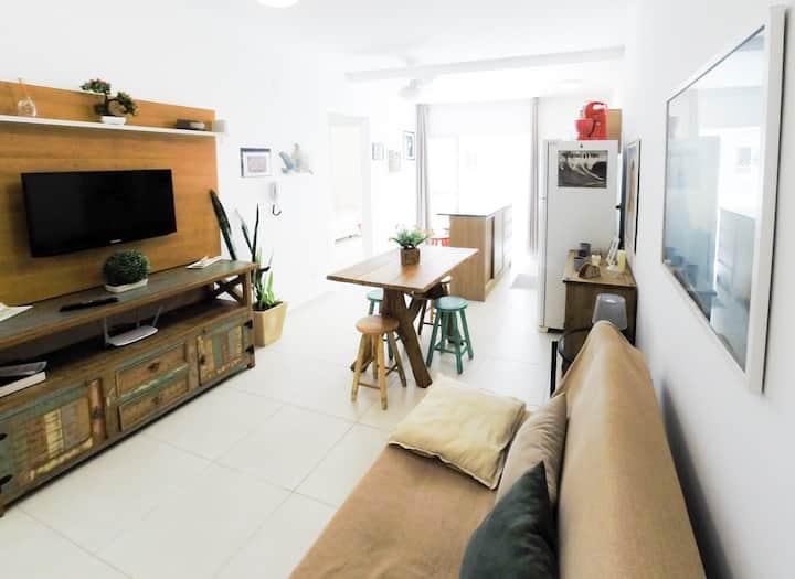 Apartamento aconchegante para família