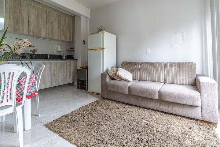 Apartamento aconchegante em Bento Gonçalves!