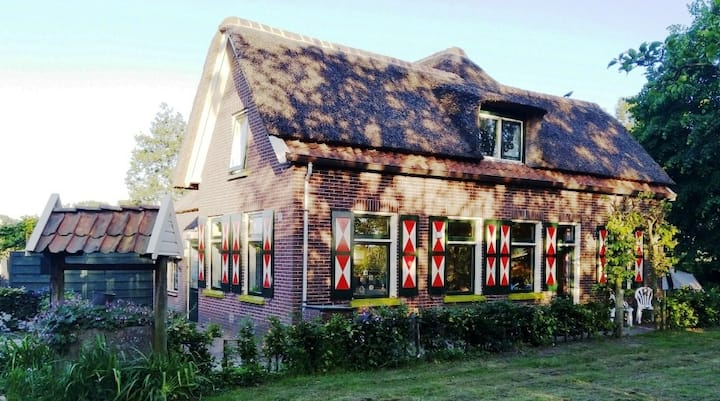 'Het Steenuiltje' een prachtig verblijf in Twente.