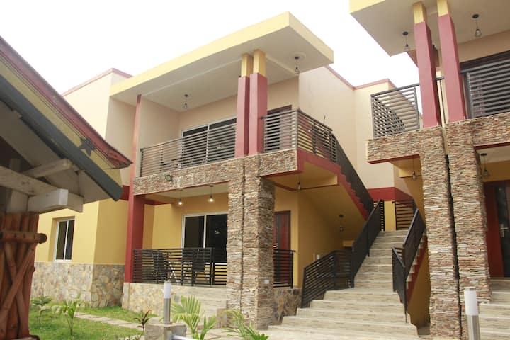 Lux Apartment LARS in Resort (Pool,Gym&Rooftop)