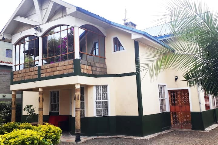 "Beautyfull ""NYUMBANI""(House)to Stay"