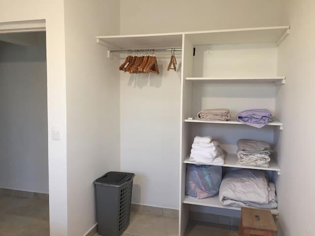 bedroom 2 closset