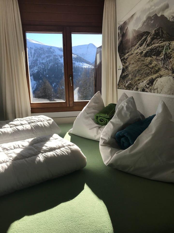 Lärchenwald Lodge  Bella und Waldi (Doppelzimmer)