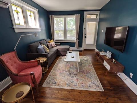 Stylish Apartment in St. Louis Northampton