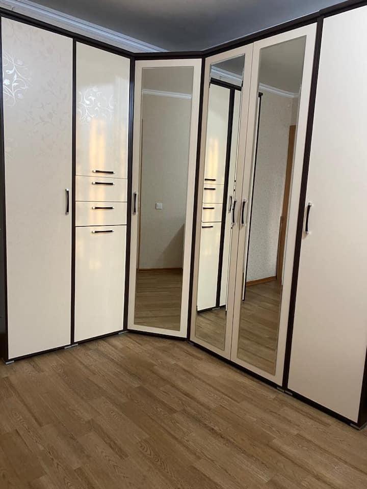 Уютненькая теплая квартира г.Karagandy