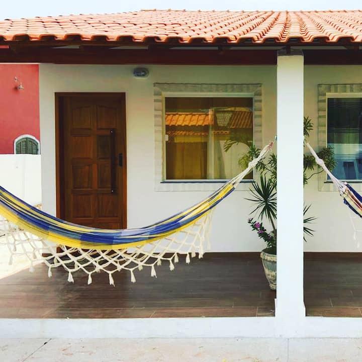 Cabana da Praia de Itaipuaçu - SUÍTE 1