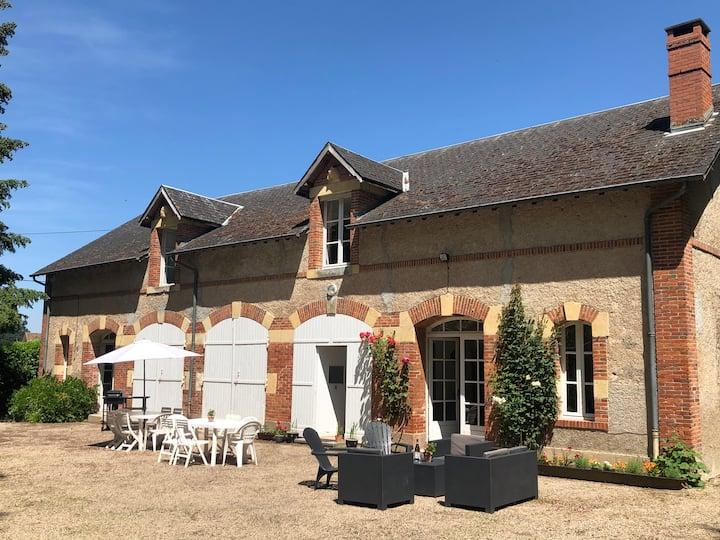 Chateau Les Bernards