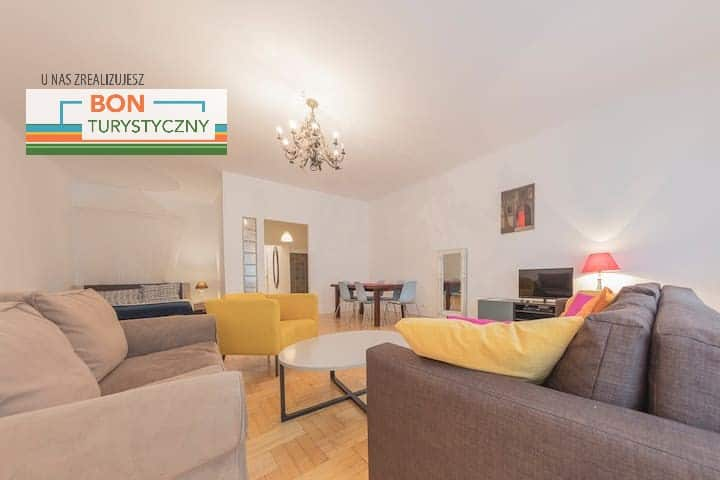 Chic Apartment - Old Town - F14