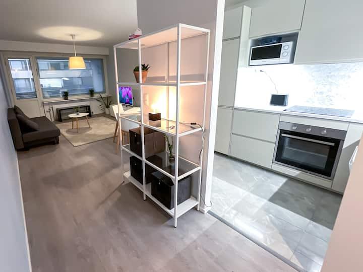 Modern Central Apartment Helsinki