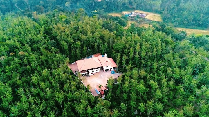 Coorg Bliss Estate Stay - CB001