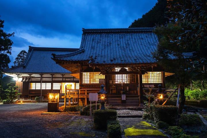 [TEMPLE HOTEL]ZEN Rooms along Kumano Kodo