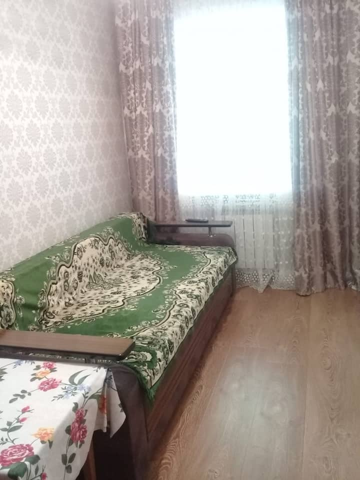 Двухкомнатная квартира в Приэльбрусье