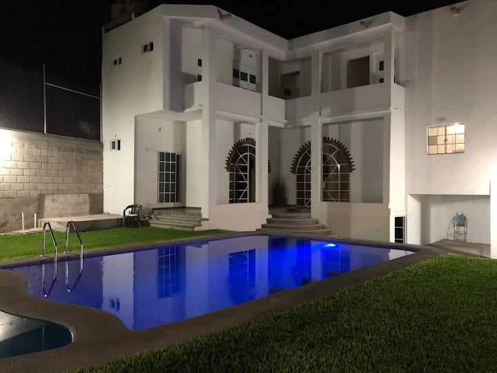 Casa del Colibri – Perfect for family time !