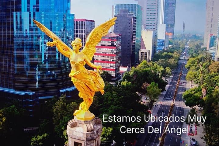 Cerca del Ángel-Reforma-Embajada-DesayunoGratis-4F