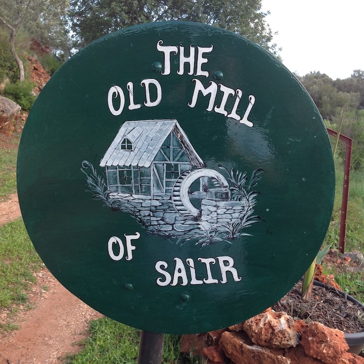The Old Mill Of Salir