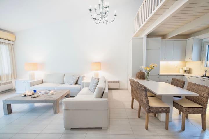 #Villa Armonia by halu! Sani Villas