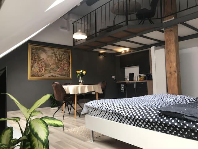 NEW Studio Savoya 2, Self check-in old city center