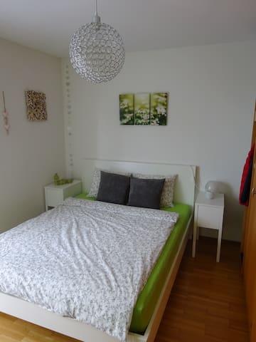Grosswangen, Zentralschweiz, Charming Bedroom