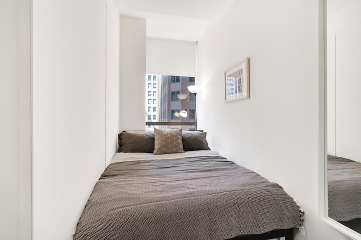 Alohause | Wall St | Cozy Room + Financial Dist.