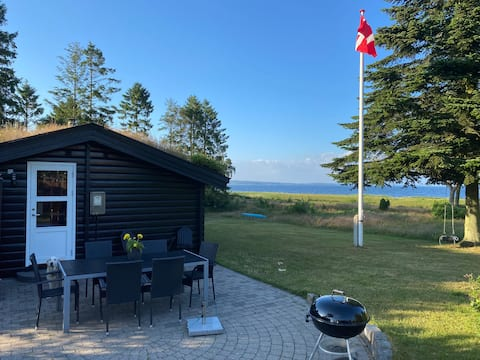 Sommerhus / summerhouse with a great view