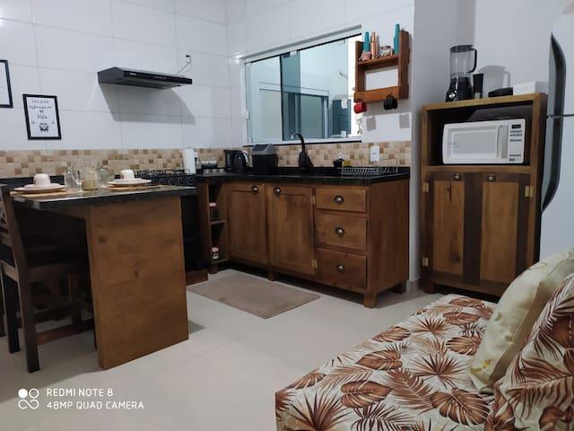 Apartamento Ideal a dois - Centro
