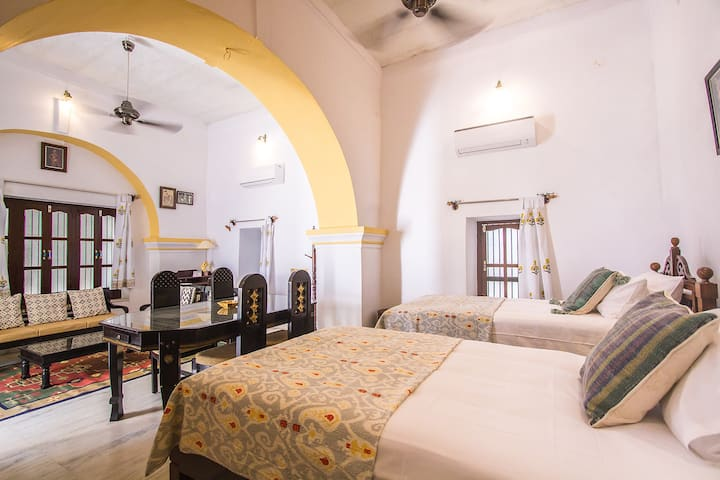 Studio Room at Rawla Bisalpur, Jawai Rajasthan