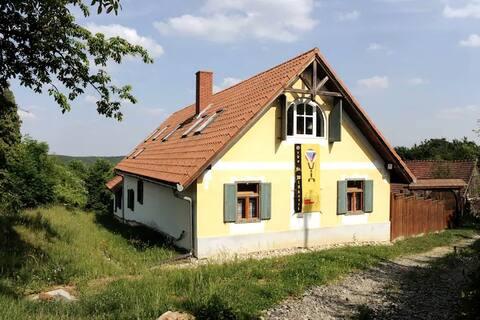 Elegante casa de campo en el triángulo