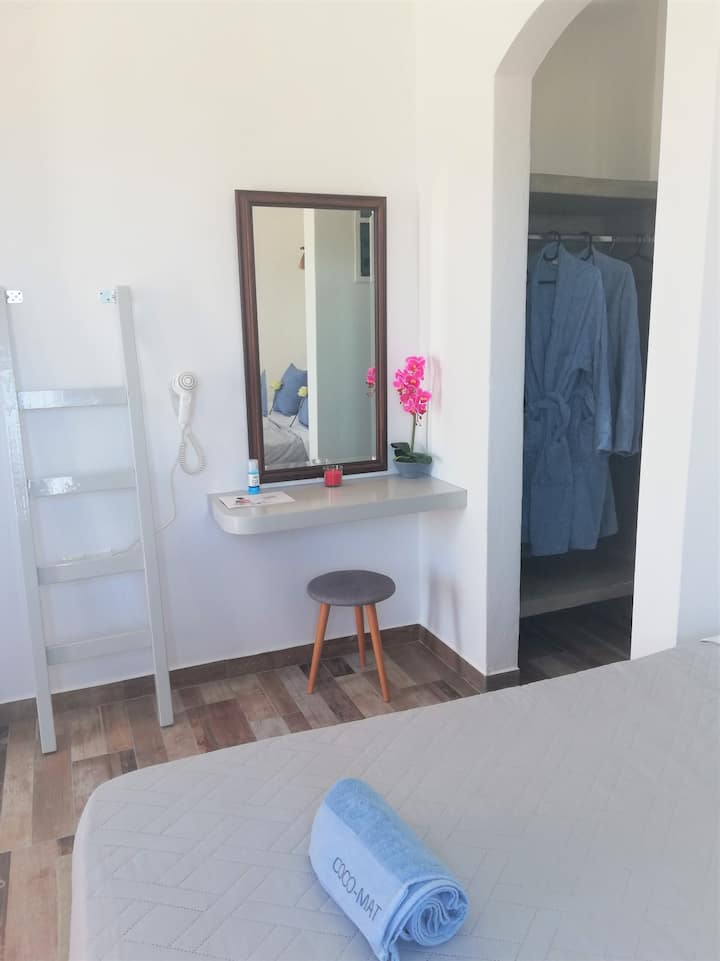 San Constantino Junior Suite with hydromassage