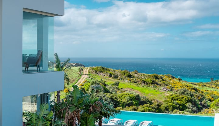 le tanger. Panoramic sea view Apt 1 Room for 2 Pax