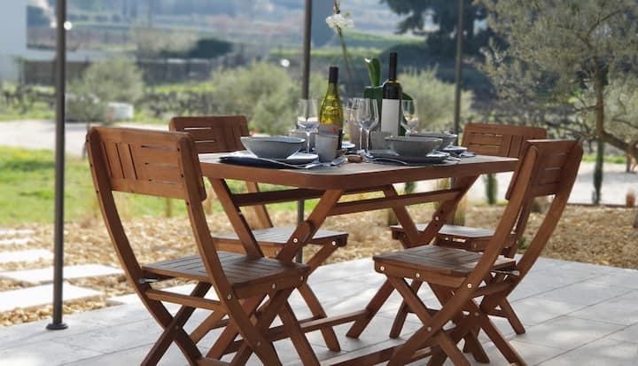 Maison de charme en Provence complètement rénovée