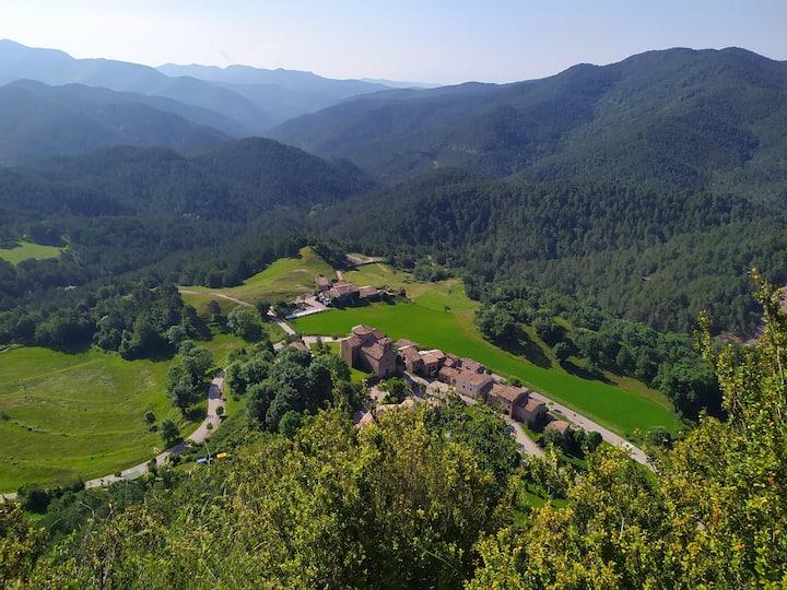 Escape to the smallest village in Catalonia
