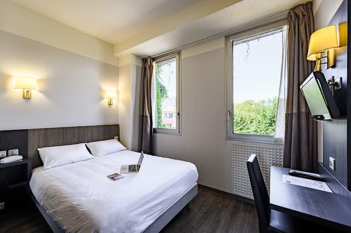 Chambre double, Quartier Saint Cyprien