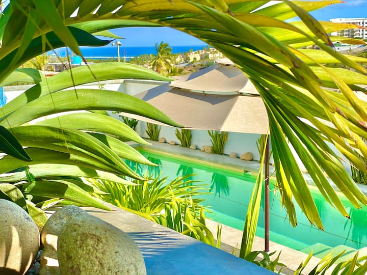 """Ocean View, Pool & H-Speed WiFi - """"Cabo Nest"""""""