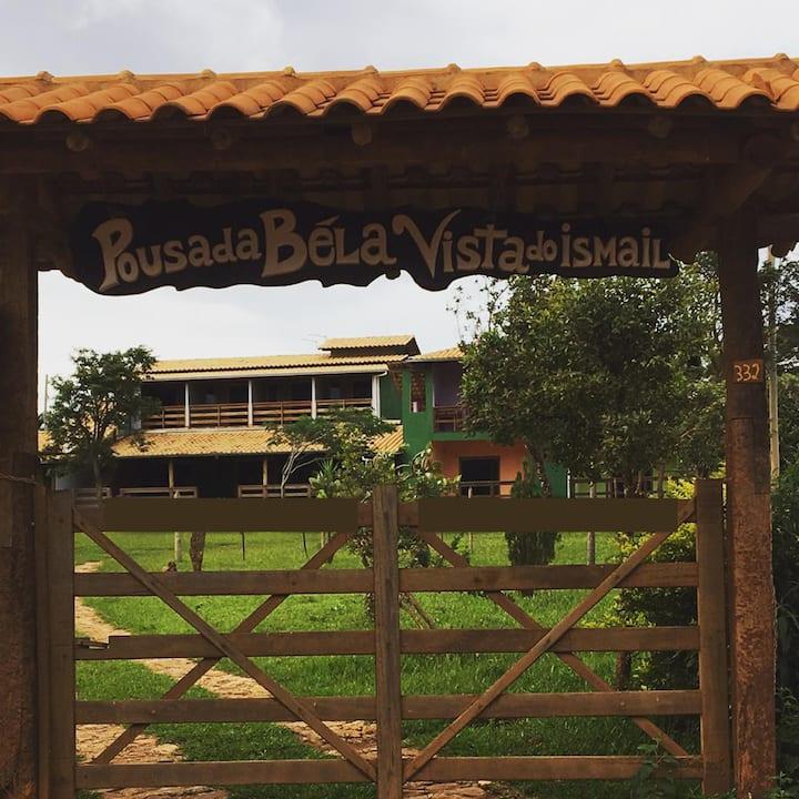 Pousada na Lapinha da Serra | Bela Vista do Ismail