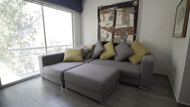 Great Apartment one bedroom Del Valle