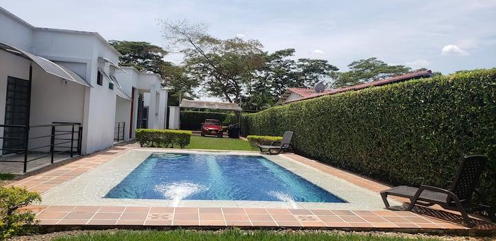 Casa Blanca Finca de Descanso - Villavicencio
