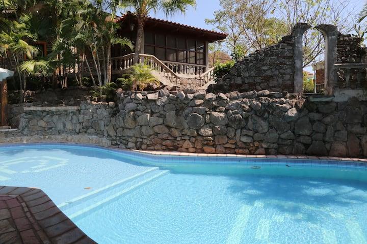 Casa para 8 en Hacienda La Alhaja