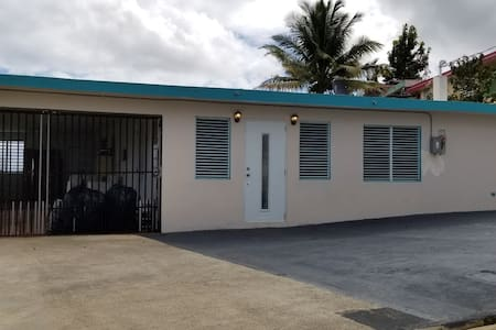 Our property has gated, private parking to allow you to park with whatever space and orientation you need to access and exit your vehicle.