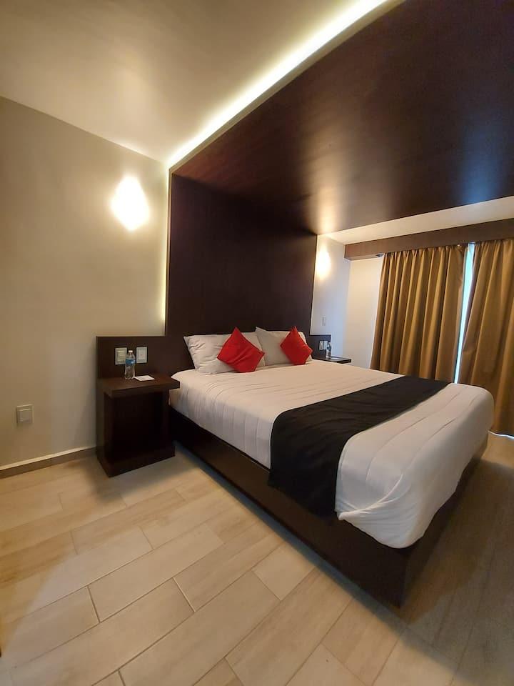Hotel La Estancia Zacatlán (Superior Dlux)